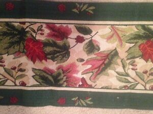 Fall themed table runner Cambridge Kitchener Area image 4