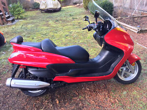 Yamaha Majesty 400cc super scooter