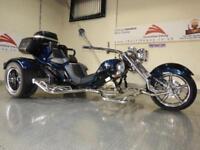 Boom Low Rider 1600i Trike 2008