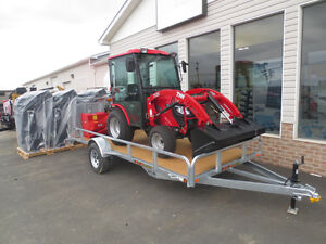 2017 TYM 254HST Tractor Packag
