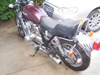 Classic cruiser  with Low mileage