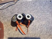 Vintage TOHYOH 12 x 50 Binoculars & Case - - Coated Optics!