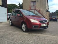 2004 Ford Focus CMax - Ford Service History (Audi, BMW, VW, Toyota, Renault, Citroen, Nissan, 4x4)