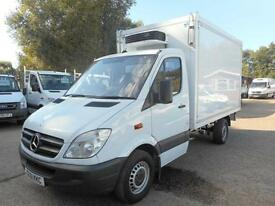 2011 MERCEDES SPRINTER 313 CDI MWB CHILLER BOX AUTOMATIC REFRIGERATED VAN DIESEL