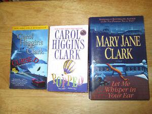 Carol Higgins Clark/Mary Jane Clark