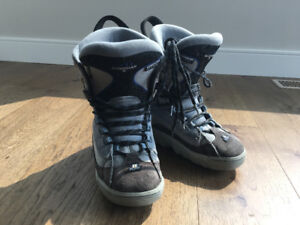 Womens Size 9 Flow Snowboard Boots