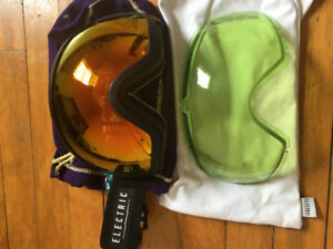 **Electric eg2 snow goggles** **BRAND NEW CONDITION**
