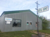 Bottle Depot for sale$180,000 Booming      East Central Alberta