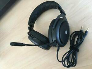 Corsair HS50 Stereo Gaming Headset- PC, PS4, Xbox, Switch