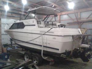 2000 Bayliner Ciera 2452 fish and cruise