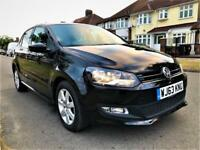 2013 Volkswagen Polo 1.2 Match Edition, Only 8000 miles,Part Exchange Welcome