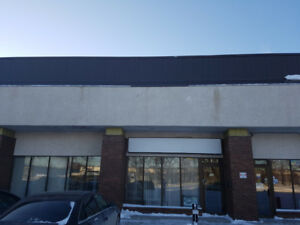 5000 or 10000 sq ft commercial space to sublet
