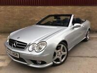Mercedes CLK280 SPORT Convertible automatic coupe