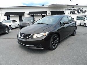 Honda Civic Sdn CIVIC EX AUTOMATIQUE,MAGS, AC 2013