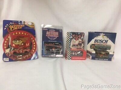 Nascar Dale Earnhardt Variety Lot Various Small Diecast Toy Cars](Nascar Toy Cars)