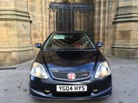 2004 Honda Civic 2.0i-VTEC Type R Facelift k20,ep3,Type R, HPI CLEAR