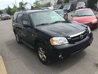 Mazda Tribute ,Certified on special