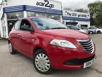 2014 Chrysler YPSILON 0% FINANCE OFFER ON THIS CAR Manual Hatchback