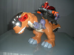Dinosaure imaginext