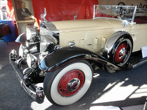 Wanted,  PRE WAR senior Packard any body style any condition