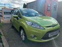 FORD FIESTA 1.2 ZETEC SERVICE HISTORY FIRST TO SEE WILL BUY