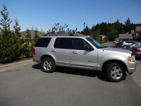 2005 Ford Explorer Limited SUV,