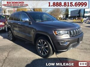 2018 Jeep Grand Cherokee Limited  *BC VEHICLE**ONE OWNER*LUXURY