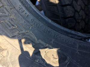 35x12.5 R18 Toyo Open Country Tires