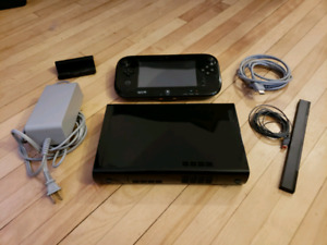 Wii U Bundle (6 Games Included!)