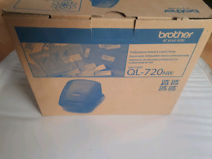 Brother QL-720NW Wi-Fi Label Printer (High Speed)