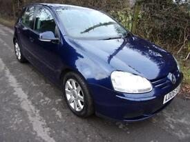 Volkswagen Golf 1.9TDI Sport 2006 PRESTON