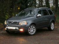 2007 Volvo XC90 4.4 V8 PETROL 7 SEATS AUTOMATIC MEGA SPEC 4x4 Petrol Automatic