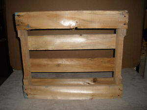 Two Small Wooden Pallets for DIY Projects London Ontario image 5