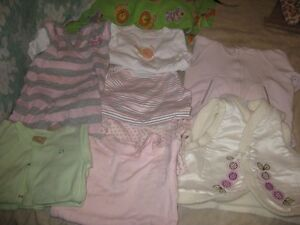 size 12 to 18 months onesies