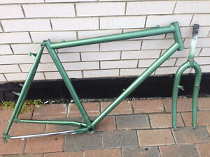 Vintage Marinoni MOUNTAIN Bike Frame and Fork - RARE