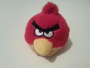 Angry Birds Toutou avec sons/Plushy with sounds