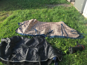 Horse Blankets & Boots For Sale!