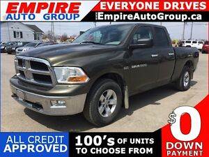 2012 RAM 1500 SLT * 4WD * POWER GROUP * MINT CONDITION