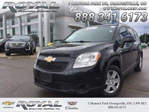 2012 Chevrolet Orlando LS  - OnStar -  SiriusXM -  Power Windows