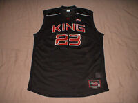 Chandail de Basketball King James #23