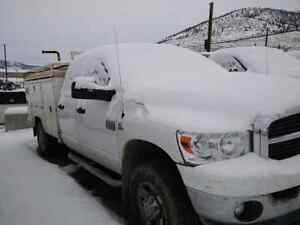 Dodge ram 1 ton diesel