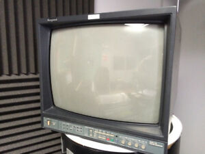 Ikegami Broadcast Monitor