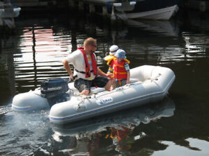 Inflatable Dinghy wanted