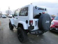 2017 Jeep Wrangler 2.8 CRD Overland Hard Top 4x4 2dr Diesel white Automatic