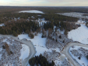PRIVATE SALE- 2 ac Forks Stream River-Great spot fishing+hunting