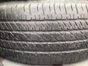 4 pneus sur rims pour Toyota Matrix, Scion et Corolla