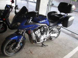 2001  Yamaha Fz1  Motorcycle