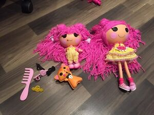 Lalaloopsy big doll and her little sister Gatineau Ottawa / Gatineau Area image 1