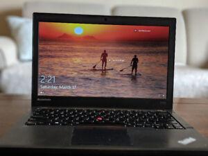 Thinkpad X240: Intel i5, 120gb SSD, Very Fast