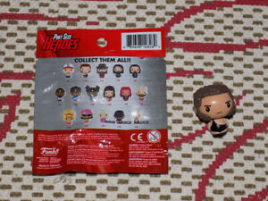 FUNKO, ANDRE THE GIANT, WWE PINT SIZE HEROES, VINYL FIGURE, 1/72